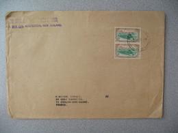 Nouvelle-Zélande Masterton 1969 Lettre Postal History Societypour France - New Zealand Cover - Centennial Otago - Nouvelle-Zélande