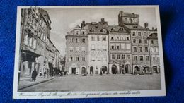 Warszawa Rynek Starego Miasta... Poland - Polonia
