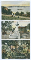 1900-1920 Australia, Victoria View Pcs Inc Bendigo, Hamilton, Shepparton, Camperdown (57 Pcs) Unused. - Australie