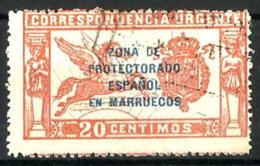 Marruecos Español Nº 90 En Usado - Maroc Espagnol