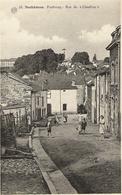 Neufchâteau - 28. Rue Du Chaufour Animée - Circulé 1955 - Neufchâteau