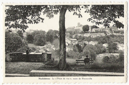 Neufchâteau - Point De Vue Route De Florenville - Circulé 1953 - Arduenna Pour Maison Hannick Petit - Neufchâteau