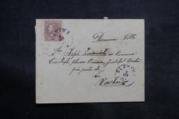 ROUMANIE - Enveloppe De Slatina , à Voir - L 34010 - 1881-1918: Charles I