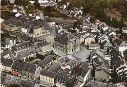Neufchâteau - Vue Aérienne Palais Justice Et Environs - Circulé 1983 - Combier - Neufchâteau