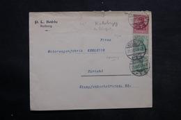 ALLEMAGNE - Enveloppe Commerciale De Rolberg Pour La Suisse En 1904 - L 34016 - Germany
