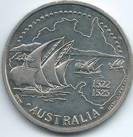 Portugal - 1995 - 200 Escudos - Discovery Of Australia - KM684 - Portugal