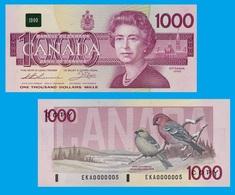 Canada 1000  Dollar 1998 - Canada