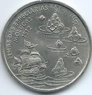 Portugal - 1995 - 200 Escudos - Discovery Of The Mollucas - KM682 - Portugal