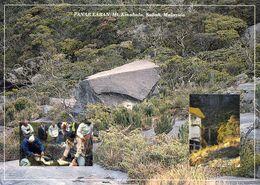 1 AK Malaysia * Mount Kinabalu Ist Mit 4.095 M Der Höchste Berg Malaysias - In Sabah Auf Borneo - Seit 2000 UNESCO Erbe - Malaysia