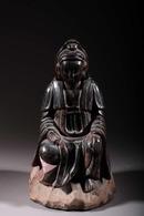 Art Asie Femme Bodhisattva Quan Am - Art Asiatique