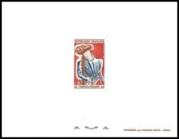 France - N°1445 Charles Duc D'Orléans Et De Valois Poete Poet épreuve De Luxe (deluxe Proof) - Prove Di Lusso
