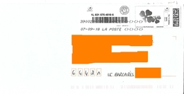 """Montimbrenligne Lettre Suivie 20 Gr """"2 Trèfles 4 Feuilles"""" Vignette Sticker Suivi Toshiba - France"""