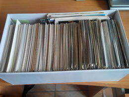 REF.HT . CPM/CPSM . FRANCE .UNE BOITE DE 32 CM DE LONG.  PETITE CARTES ET DROUILLES - Postcards