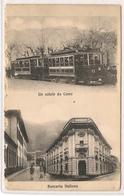 Antica Cartolina COMO - TRAM - Como