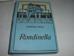 """LIBRO """"RONDINELLA"""" ALBERTINA PALAU-EDIZIONE SALANI - Novelle, Racconti"""