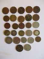 Sudan: 27 Coins Diverse 1956 - 2002 - Sudan