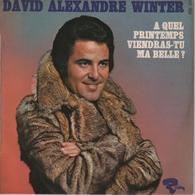 Disque 45 Tours DAVID ALEXANDRE WINTER - 1969 - Filmmusik