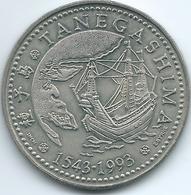 Portugal - (1993) - 200 Escudos - Tanegashima - KM665 - Portugal