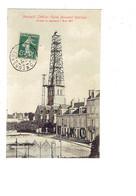 Reproduction - 21 - Côte D'Or - MEURSAULT - Clocher En Réparation Aout 1907 - échafaudage - - France