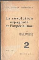 (Espagne, Guerre D'Espagne) La Révolution Espagnole Et L'impérialisme  1936 (PPP11126) - Other