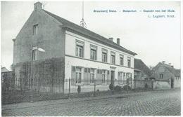 Heist-op-den-Berg - Brouwerij Dens - Boisschot - Komplete Série 8 Kaarten - 8 Scans - België