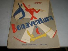 """LIBRO """"BONAVENTURA E C.""""STO - Novelle, Racconti"""