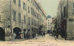 HAUTE SAVOIE  ANNECY  La Rue Notre Dame - Annecy