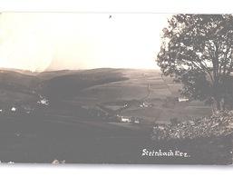 Steinbach Jöhstadt Im Erzgebirge Panorama Fotokarte 1906 - Allemagne