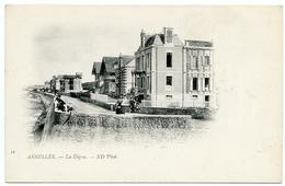 14 : ASNELLES - LA DIGUE - France