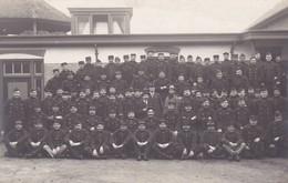 Soldat Militaire Belge Prisonniers Camp Baarn Zeist Amersfoort Photo Carte 1917 - Autres