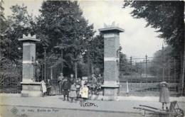 Halle - Hal - Entrée Du Parc - Edit. S.B.P. - N° 15 - Halle