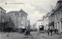 Halle - Hal - Marché Aux Bestiaux - Edit. S.B.P. - N° 12 - Halle