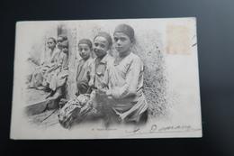 CPA - Types Algériens - 1902 - Algérie