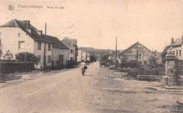 FRANCORCHAMPS - ROUTE DE SPA - POSTED IN 1927 ~ AN OLD POSTCARD #94357 - Belgium
