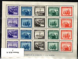 España  Nº 849. Año 1938 - 1931-50 Unused Stamps