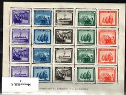 España  Nº 849. Año 1938 - 1931-Today: 2nd Rep - ... Juan Carlos I