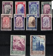 España  Nº 904/13. Año 1940 - 1931-50 Neufs