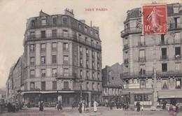 TOUT PARIS 75014  CARREFOUR ODESSA ET DE LA RUE DU MONTPARNASSE  PRIX FIXE - Distretto: 14