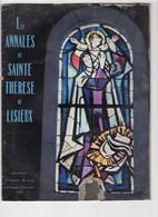 Les Annales De Sainte Thérèse De Lisieux : Origine Du Carmel : Tout L'historique Sur 34 Pages - Desde 1950