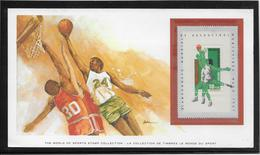 Thème Basket-ball - Jeux Olympiques - Sports - Document - Basketball