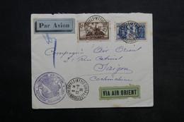 FRANCE - Oblitération Exposition Coloniale Sur Enveloppe Pour Saïgon En 1931 , Affranchissement Plaisant - L 34027 - 1921-1960: Modern Tijdperk