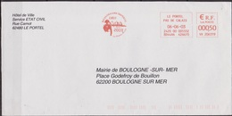 Napoléon - Camp De Boulogne - FRANCE - EMA - Fort De L'Heurt - Bicentenaire Impérial - 2003 - Napoleon