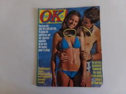 "Revue "" Ok Age Tendre "" N° 132, 1978, Thierry Le Luron, Sophia Loren, Jairo ... - People"