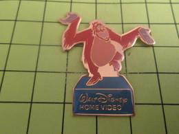 1515c Pin's Pins / Beau Et Rare : THEME DISNEY / HOME VIDEO LE LIVRE DE LA JUNGLE - Disney