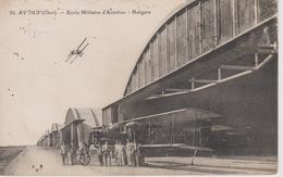 Avord  Ecole Militaire D'Aviation  Hangars - Militaria