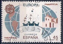 Spain 1992 - EUROPA Stamps - The 500th Anniversary Of The Discovery Of America - 1931-Hoy: 2ª República - ... Juan Carlos I