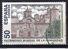Spain 1993 - UNESCO - Santa Maria De Poblet Monestery - 1931-Hoy: 2ª República - ... Juan Carlos I