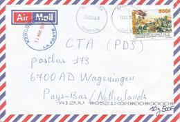 Senegal 2018 Salemata Kedougou Tirailleur Senegalais Cover - Senegal (1960-...)