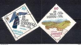 Spain 1995 - The 500th Anniversary Of Liebana Monastery - 1931-Hoy: 2ª República - ... Juan Carlos I