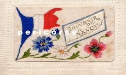 54  Nancy  Carte Brodée Souvenir - Nancy